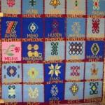 Bosnian American Quilt