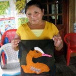 Ercilla Ishim with tile 2