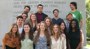 Peace Fellows 2012 (GROUP)(1)