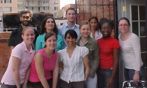 2005 Fellows group