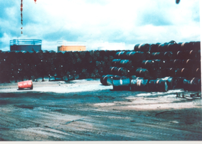 Photo Credit: https://en.wikipedia.org/wiki/Agent_Orange#mediaviewer/File:Agent-Orange--stack-of-55-gallon-drums.jpg