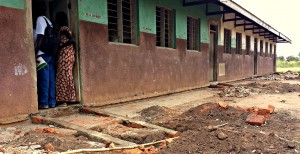 Construction of 8 Ramps for Classrooms at Tochi Primary School