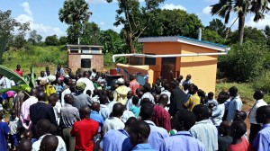 Opening Of the Tochi Toilet