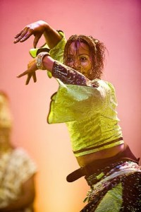 Sadio Sidibe, Photo: mixetmetisse.com