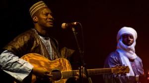 Sidi Toure, Photo: NPR (Jonathan Crawford)