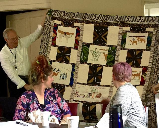 rachel quilts