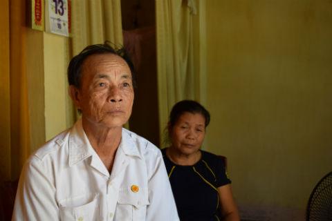 Mr. Le Tien Dung & Mrs. Dang Thi Miec