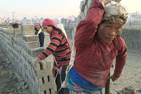 Ending Child Labor in the Brick Kilns of Nepal   The Advocacy Project