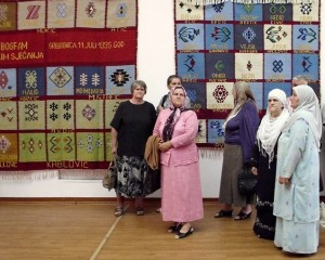 Women and the quilt