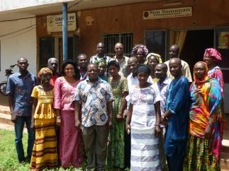 sini sanuman team in Bamako