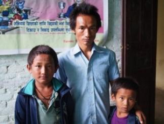 Tamang Family