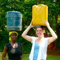 Rebecca Scherpelz (Uganda)