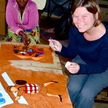 Scarlett Chidgey (Uganda)