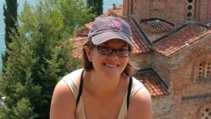 Katie Wroblewski (Macedonia)