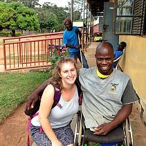 Kathryn Dutile (Uganda)