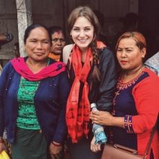 Rachel Petit (Nepal)