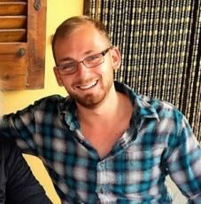 Chris Markomanolakis (Uganda)